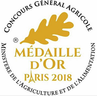 medaille; or; concours; general; agricole; logo; chateau; beauvillage; cru; bourgeois; medoc; couqueques; vin; vignoble; rouge